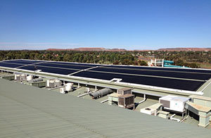 City Of Kalgoorlie Boulder S Goldfields Oasis Recreation Centre Department Of Water And